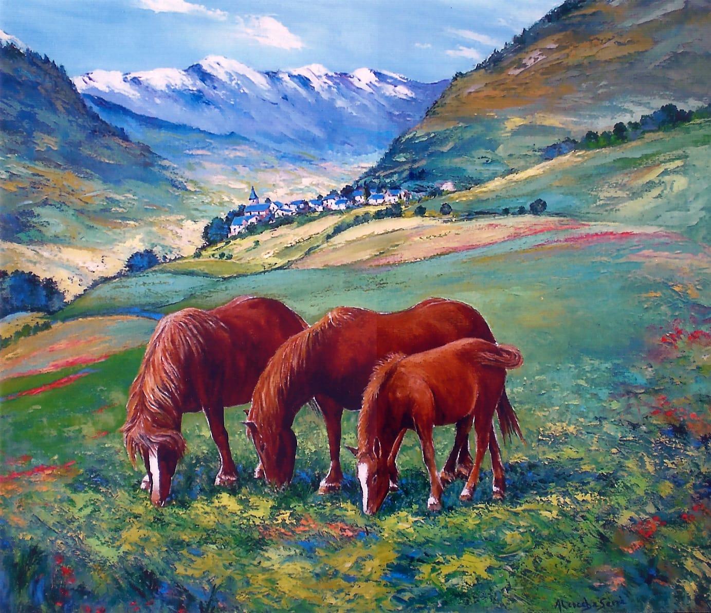 Paisatge del Pirineu